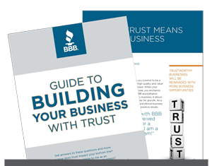 Be More Trustworthy Guide